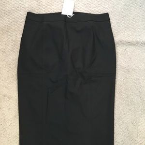 Body By Victoria High Waisted Pencil Skirt